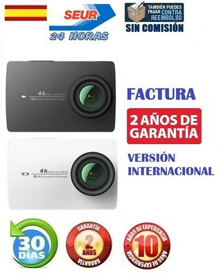 Xiaomi Yi 4K Version Internacional Original Factura + Entrega 24 Horas