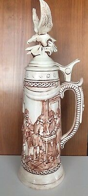 Atlantic Mold Beer Stein 20 1/2""