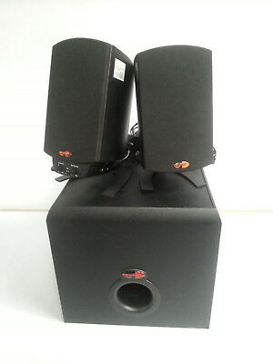 Klipsch Promedia 2.1 Speakers (N85006)