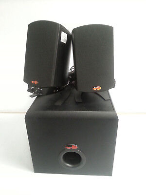 (N85006) Klipsch Promedia 2.1 Speakers