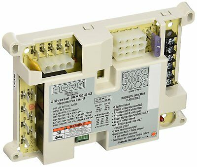 White-Rodgers 50A55-843 universal silicon carbide integrated ignition control