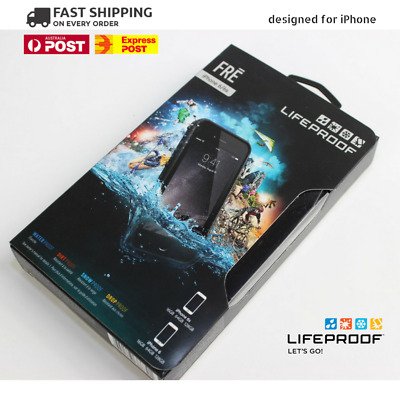Genuine Lifeproof Fre iPhone 6 6S iPhone 7 8 Plus Case Waterproof Cover EXPRESS