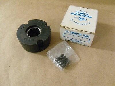 Brewer Machine And Gear Co 2012 F Tapered Idler Bushing