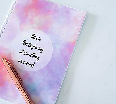 Weight Loss Planner, Food Diary, Meal Planner + More In One Little Journal