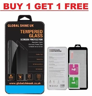 100% Genuine Tempered Glass Screen protector protection For Apple iPhone 6s & 6