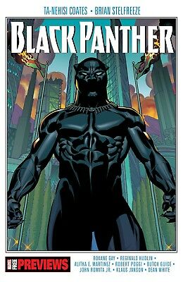 Black Panther Start Here - Marvel - Release Date 31/01/18