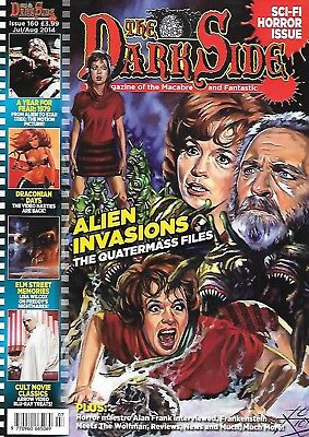The Dark Side #160 (2014, UK 68 pages, full colour) good as new