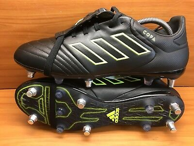 low cost 63fdd a0546 BNIB Adidas Copa Gloro 17.2 Blackout Size UK8.5 US9 With Custom SG