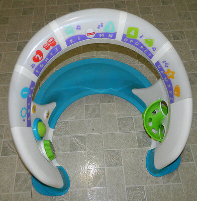 Fisher-Price Developmental Bright Beats Smart Touch Play Space Toddlers Toy