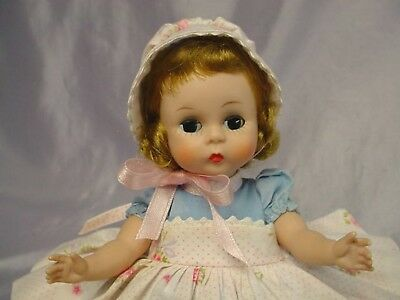 Madame Alexander-kins BKW Blonde 1956 DOLL CHARMING