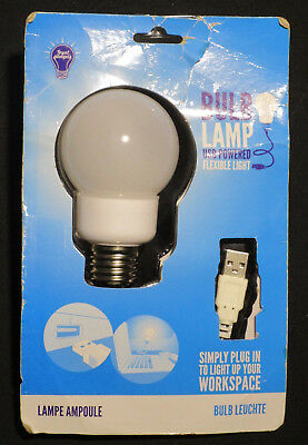 PC Lampe Computer Lamp USB Laptop Glühbirne