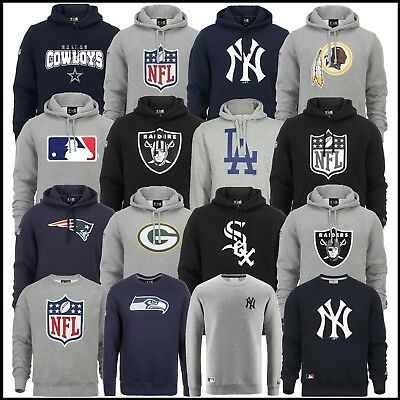 New Era Sweatshirt NFL - MLB Hoodie USA Football Baseball Sport Kapuzenpullover