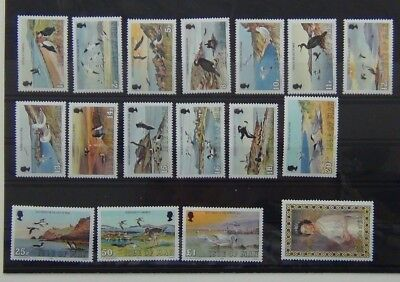 Isle of Man 1983 set complete to £5 MNH