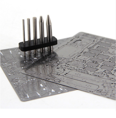 Tool For 3D Metal Puzzle Metal Rock Finger Build Tools are Used For Roll Model