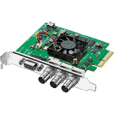 Blackmagic Design DeckLink SDI Video Capture Card BDLKSDI
