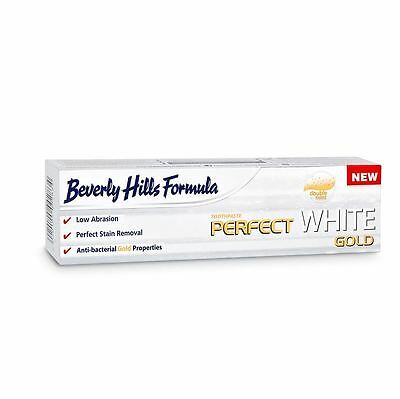Beverly Hills Formula Perfect White Gold Toothpaste 100ml 1 2 3 6 Packs