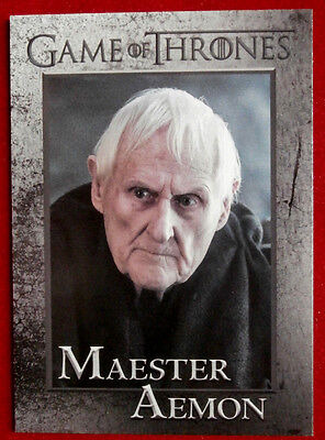 GAME OF THRONES - Season 5 - Card #65 - MAESTER AEMON - Rittenhouse 2016