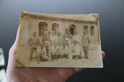 WW2 Japanese Army photo entertainment interesting dated