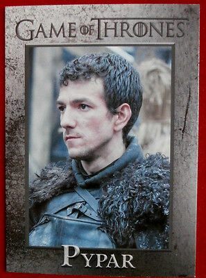 GAME OF THRONES - Season 4 - Card #91 PYPAR - Rittenhouse 2015