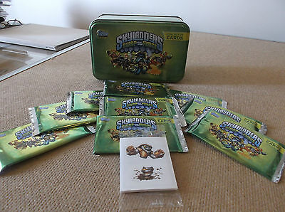 Skylanders Swap Force Topps Collector Cards. Brand New and sealed tin.