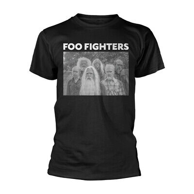 Foo Fighters Aged Dave Grohl Concrete and Gold Official Tee T-Shirt Mens Unisex
