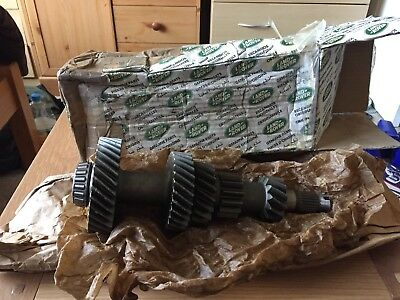 Nos Genuine Land Rover Defender Lt77 Layshaft Gear Cluster Part No Frc8142
