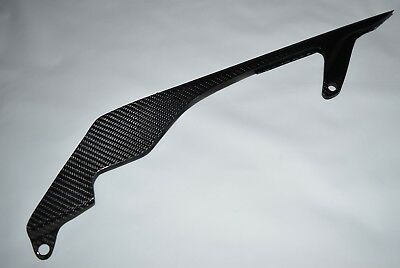 Yamaha R1 100% Carbon Fibre Rear Chain Guard In Gloss 2007 2008 4C8 Yzf