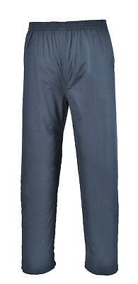 Portwest Ayr Breathable Trousers Lightweight Packable Waterproof Weather 536
