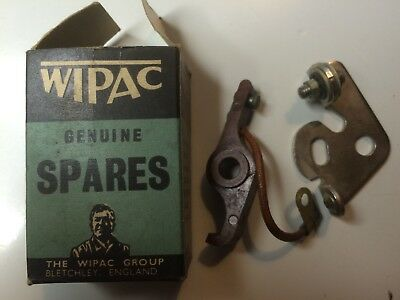 NOS WICO  WIPAC 03392 Magneto Contact Breaker Points Set  Boat VIRE engine