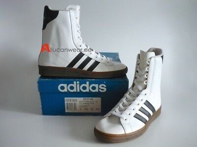 Sin uso a 70 's Vintage adidas adipromed Super High Sport zapatos Hi Tops
