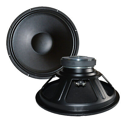 "SUBWOOFER BASSLAUTSPRECHER 46cm-18"" 2000 WATT 8 Ohm"
