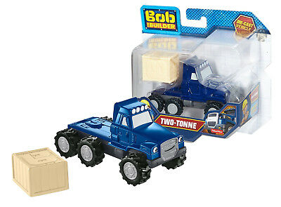 Bob The Builder Two-Tonne Die Cast Vehicle Classic Series New in Package