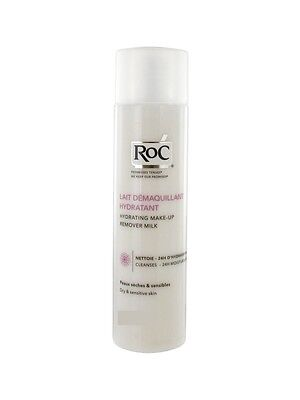 RoC Multi-Action Makeup Remover Milk - Freshest Products GUARANTEED.