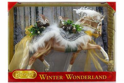 Breyer Winter Wonderland NIB 2017 Traditional Holiday Christmas Horse 700120