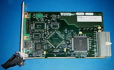 NI PXI-8211, PXI Ethernet Module 10/100Mbps, National Instruments *Tested*