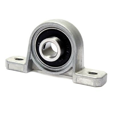 2x  8mm Bore Inner Ball Mounted Pillow Block Insert Bearing KP08 Durable