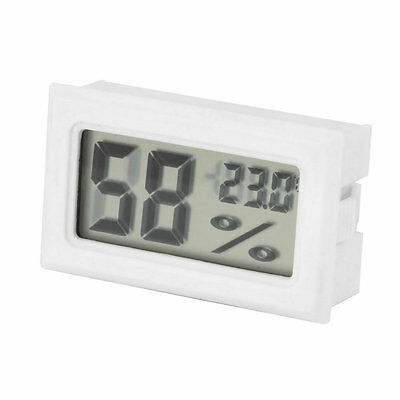 Mini Digital LCD Thermometer Hygrometer Humidity Temperature Meter Indoor#SM