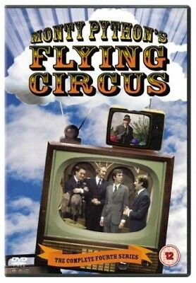 Monty Python's Flying Circus - The Complete Fourth Series [DVD] [1974], Acceptab