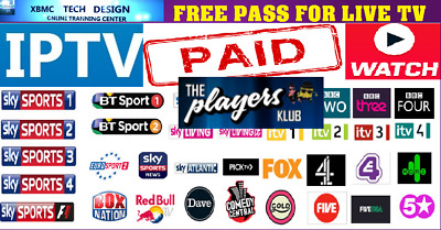 IPTV ISRAEL 600 channels hebrew primum sports channels 1year streamer  included