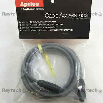 Apelco Raytheon M99-108 10' Extension Cable ANT180 / 1100