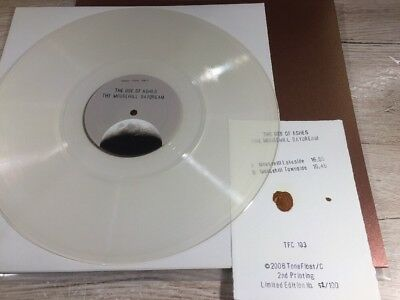 LP The Use Of Ashes The Mousehill Daydream Tonefloat TFC 103 CLEAR VINYL 2005