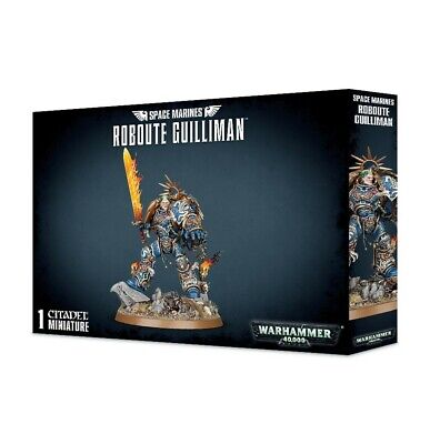 Roboute Guilliman: Ultramarines Primarch 40K Games Workshop New 99120101198