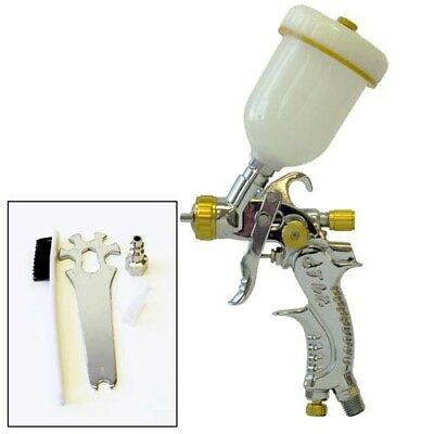 Paasche HVLP Touchup Spray Gun with 1mm Head - Great For Any Paint