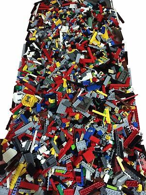 2 lbs Pounds Lego Parts Pieces from HUGE BULK LOT-  limited time offer