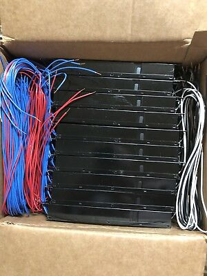 Box of 10 ADVANCE ICN-2P32-N ELECTRONIC  BALLAST, 2 LAMP, 32W T8, 120/277V New