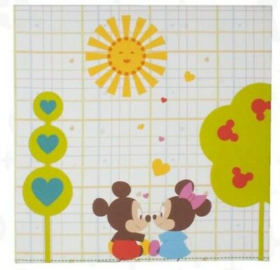 Disney Baby Mickey & Minnie Printed Canvas New & Sealed