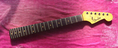 Vintage 1963 Fender Duo Sonic Project Neck PRE-CBS Original Finish & Frets 1962