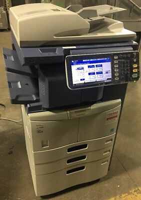 Toshiba e-Studio 257 Multifunction Copier / Printer / Scanner / Fax. Our #1