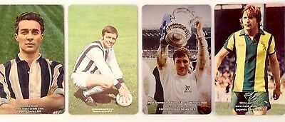West Bromwich Albion Fridge magnets WBA Pack of 4