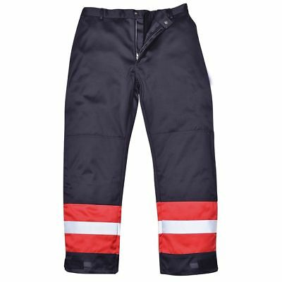 Portwest Bizflame Plus Trouser Flame Resistant Welding Protection FR56